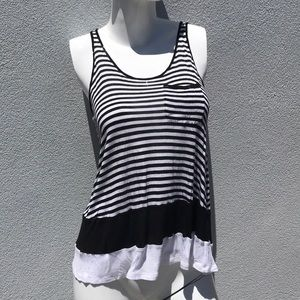KEBSIE Layered Tank Top